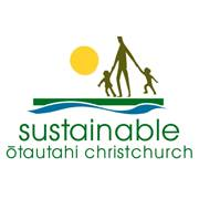 sustainable Christchurch logo