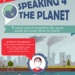 Speaking 4 the Planet poster