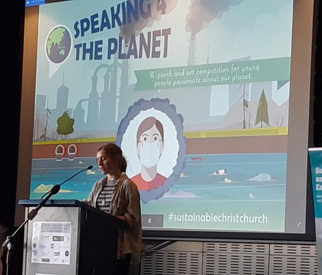 Speaking 4 The Planet Winner